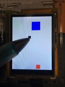 140615_矩形描画&タッチパネル検出